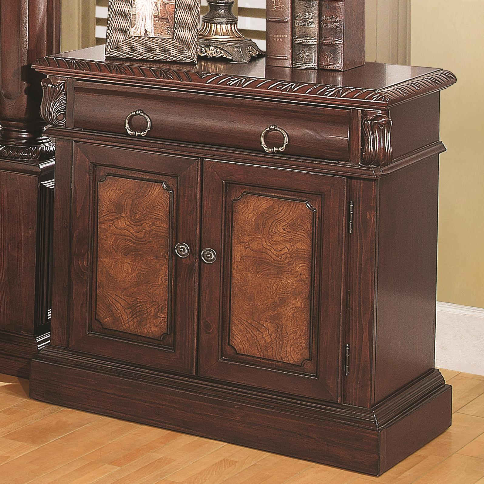 Coaster Grand Prado Night Stand - Item Number: 202202
