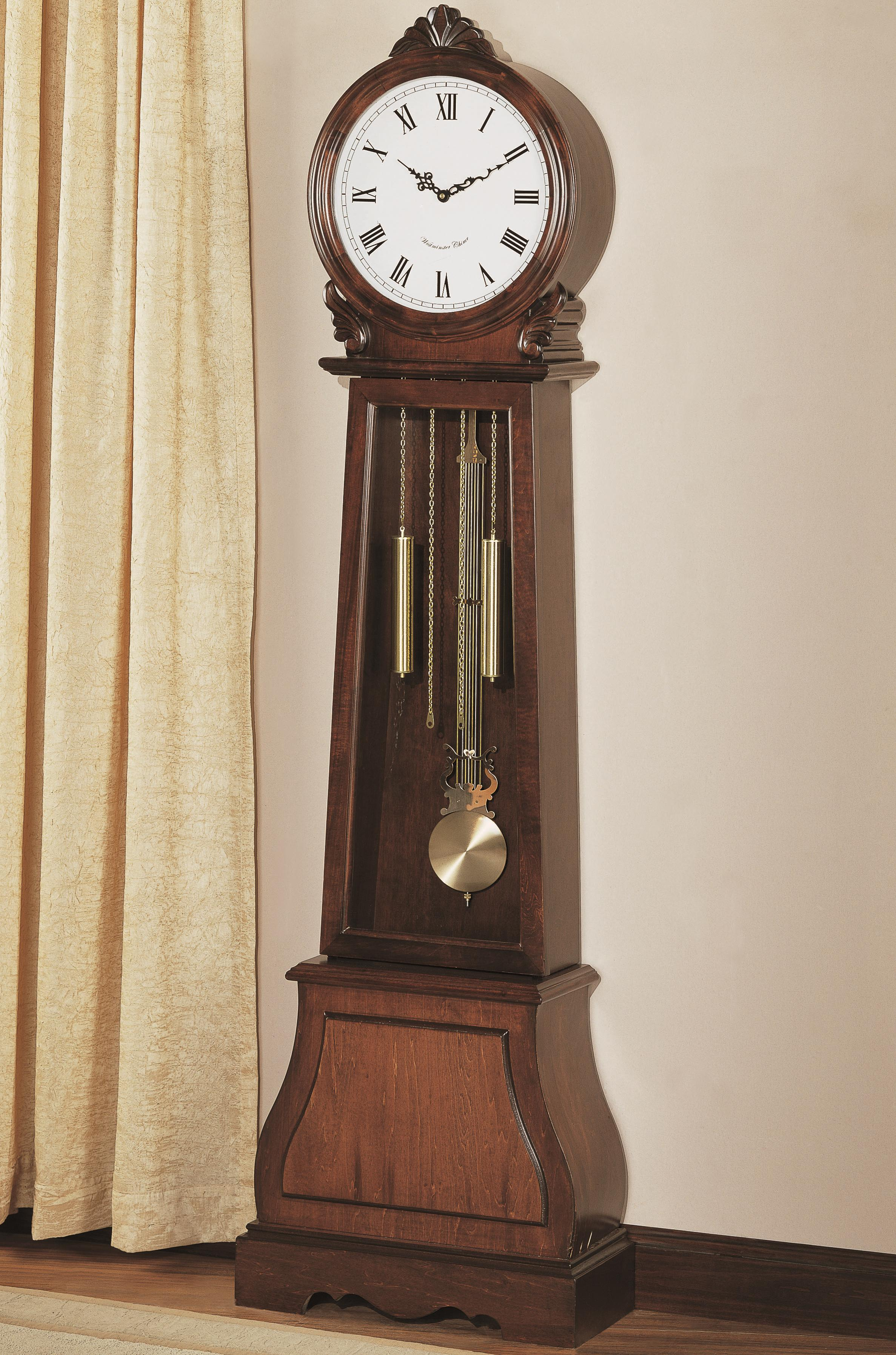 Coaster Grandfather Clocks Grandfather Clock - Item Number: 900723