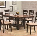 Coaster Greenbury Dining Table - Item Number: 104281