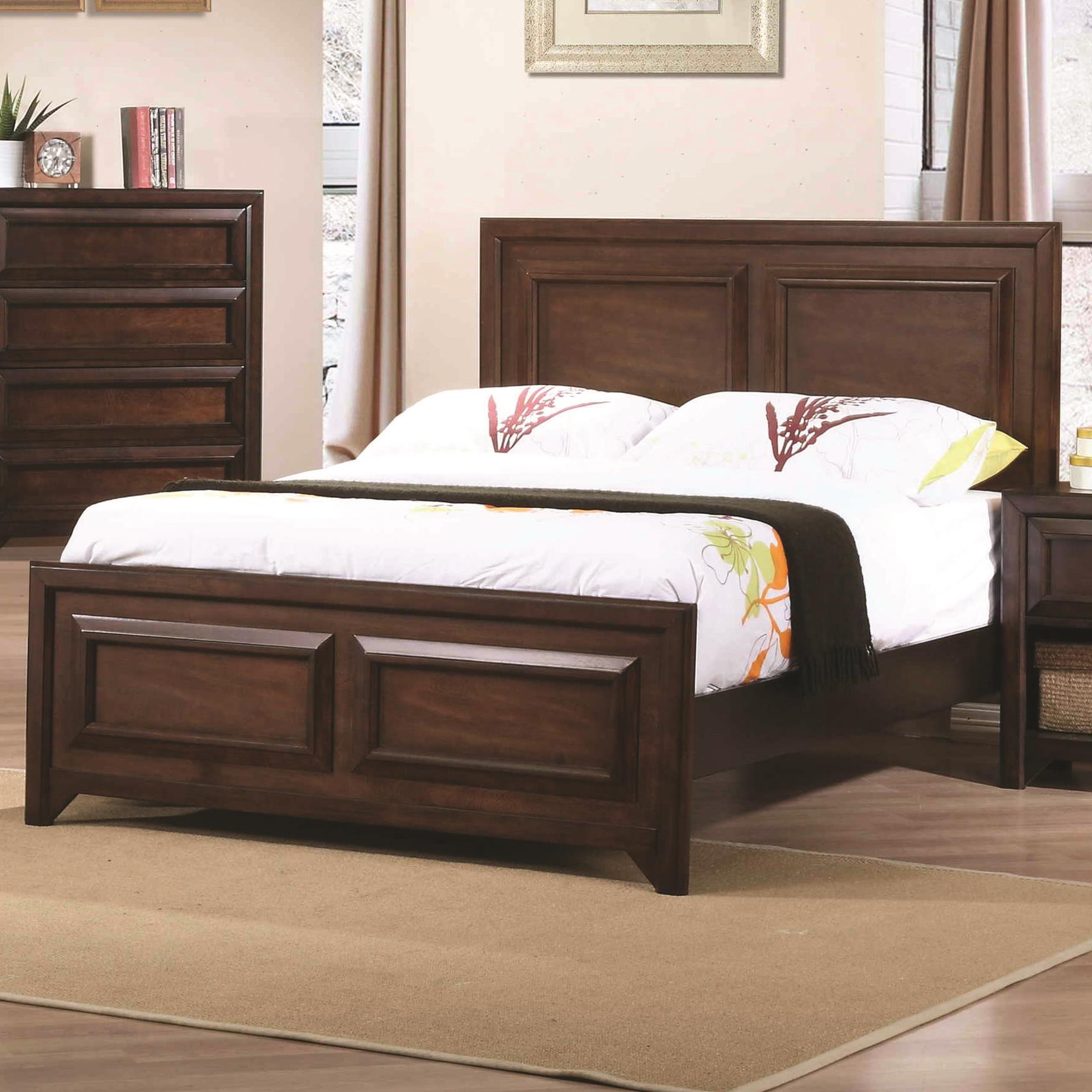 Coaster Greenough Full Bed - Item Number: 400821F