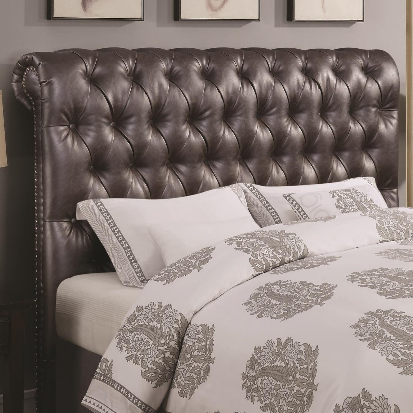 Coaster Gresham  California King Headboard - Item Number: 301097KWB1