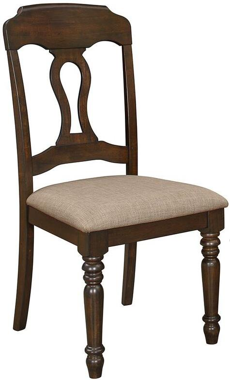 Coaster Hamilton Side Chair - Item Number: 106352