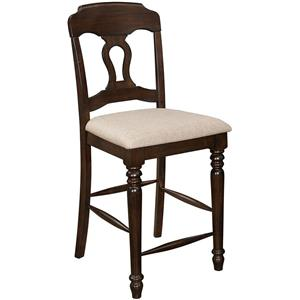 Coaster Hamilton Counter Height Chair