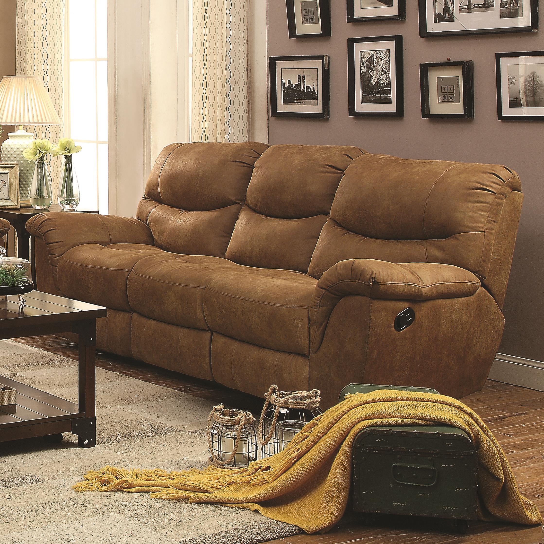 Coaster Hancox Power Sofa - Item Number: 601761P