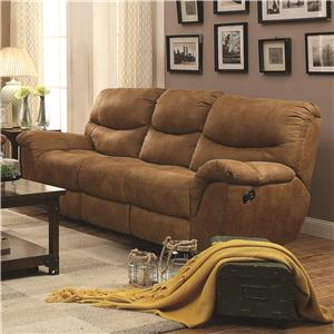 Coaster Hancox Power Sofa