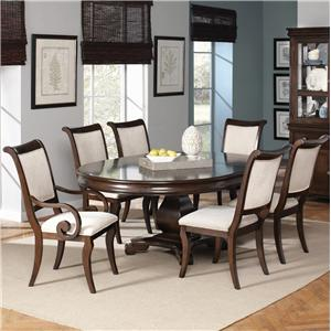 Coaster Harris 7 Piece Dining Set