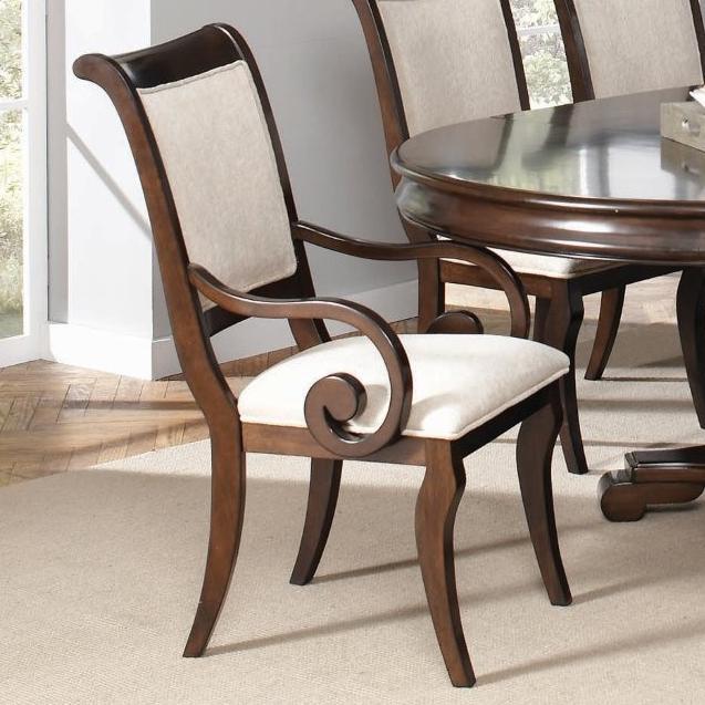 Coaster Harris Arm Chair - Item Number: 104113