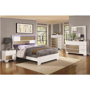 Coaster Havering Queen Bedroom Group