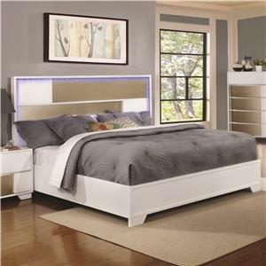 Coaster Havering Eastern King Bed