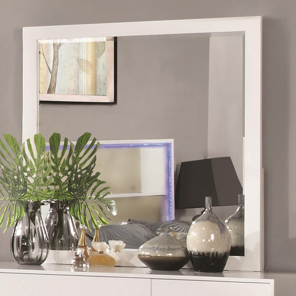 Coaster Havering Mirror - Item Number: 204744