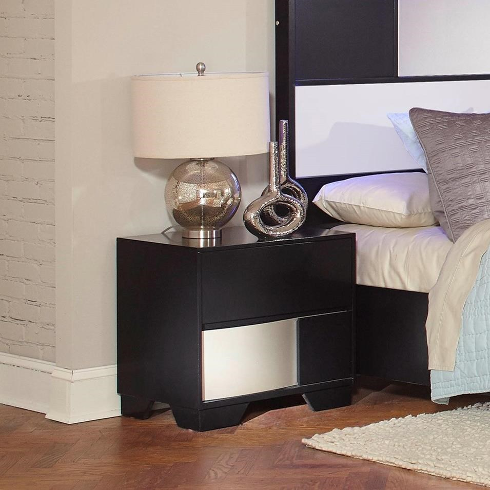 Coaster Havering Nightstand - Item Number: 204782