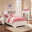 Coaster Havering Twin Bed - Item Number: 400861T