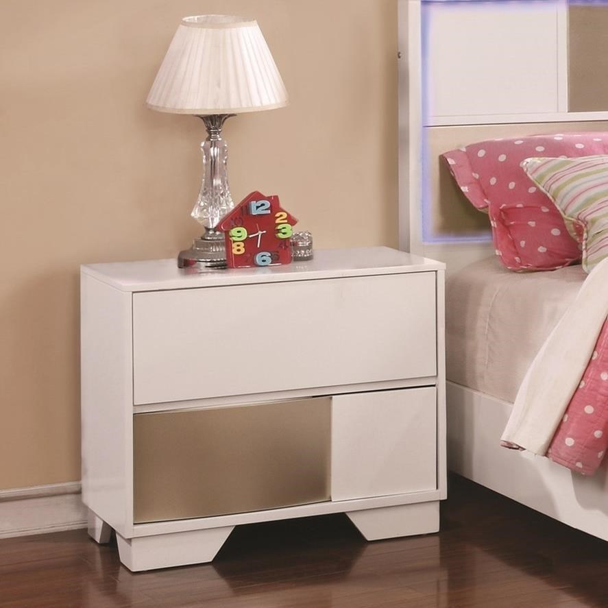 Coaster Havering Nightstand - Item Number: 400862