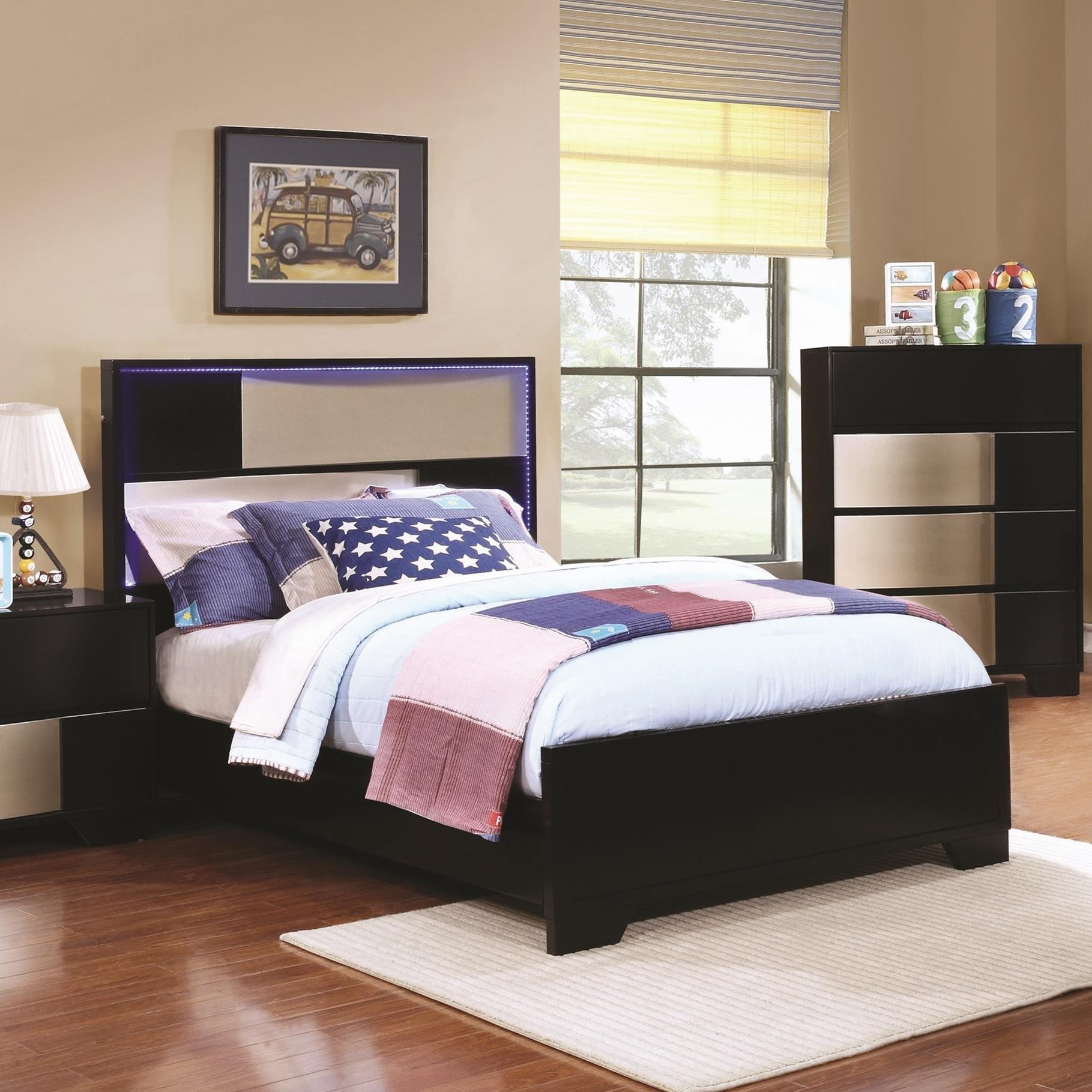 Coaster Havering Full Bed - Item Number: 400871F
