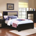 Coaster Havering Twin Bed - Item Number: 400871T