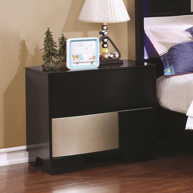 Coaster Havering Nightstand - Item Number: 400872