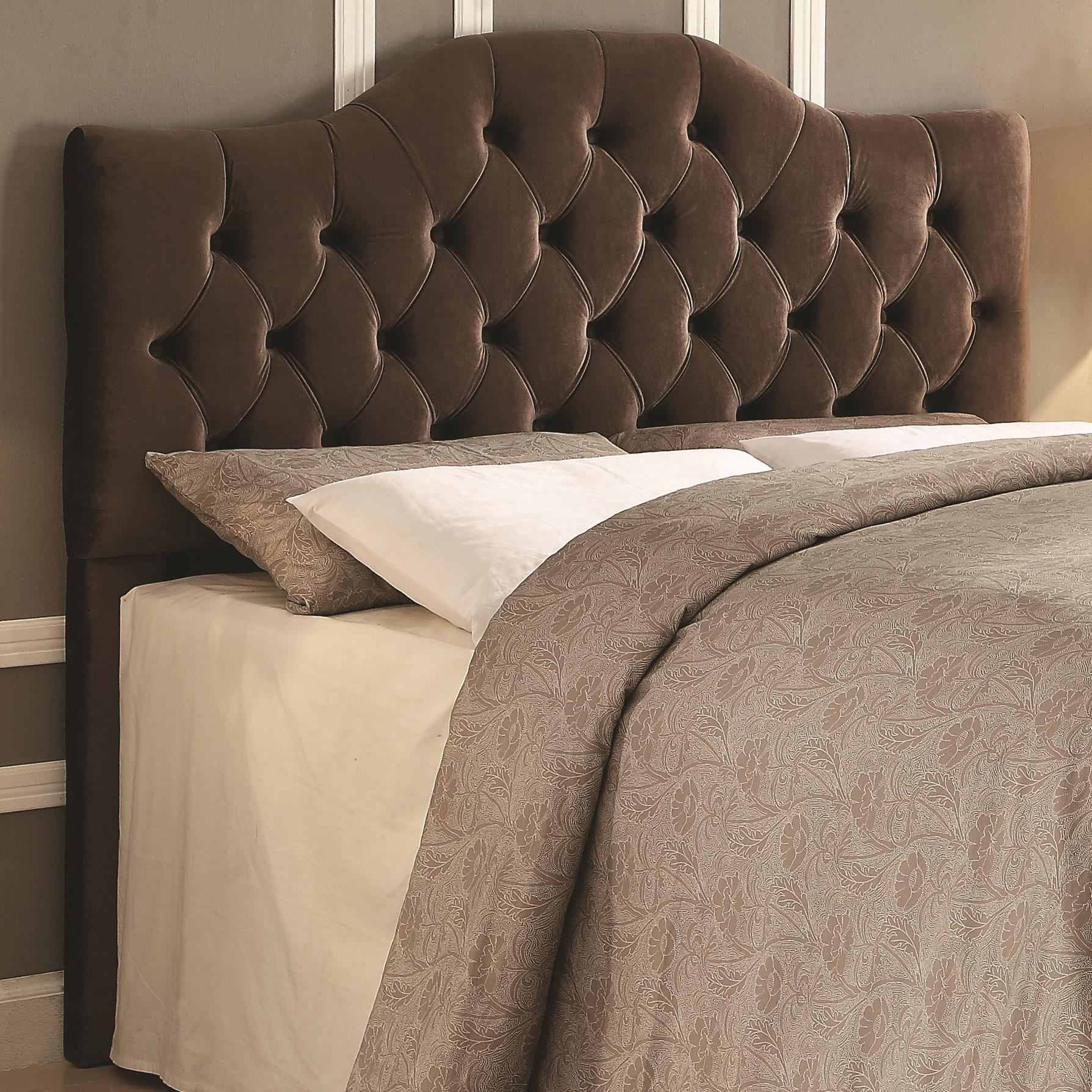 Coaster Headingley Upholstered Queen/Full Headboard - Item Number: 300533QF