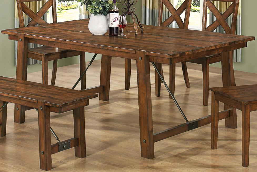 Coaster Lawson Dining Table - Item Number: 103991