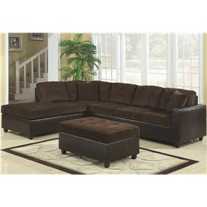 Coaster Henri Sectional