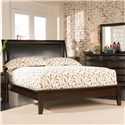 Coaster Phoenix Queen Platform Bed - Item Number: 200410Q