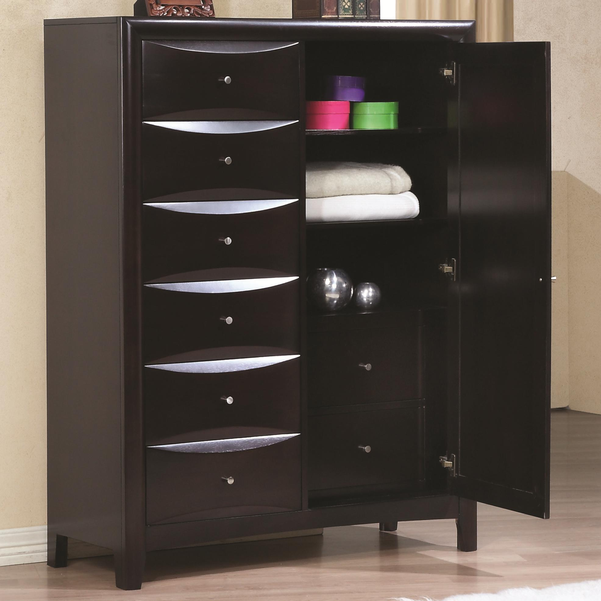 Coaster Phoenix Man S Chest With Storage Drawers Value