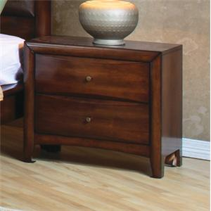 Coaster Hillary and Scottsdale Nightstand