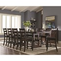 Coaster Holbrook Dining Room Group - Item Number: 105030 Dining Room Group 1