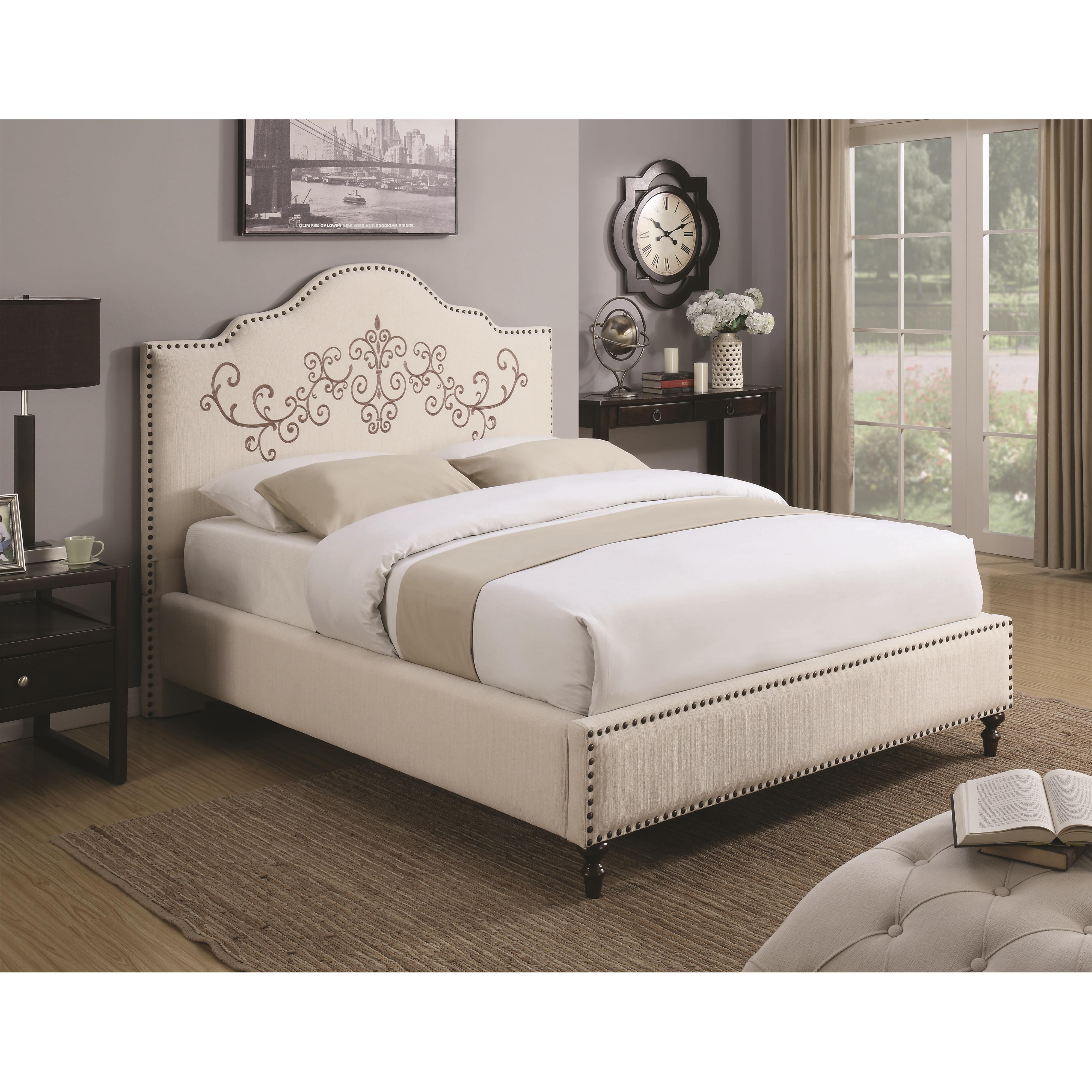 Coaster Homecrest Eastern King Bed - Item Number: 300491KE