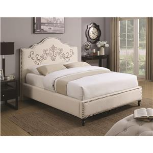 Coaster Homecrest Queen Bed