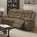 Coaster Houston Motion Sofa - Item Number: 602264