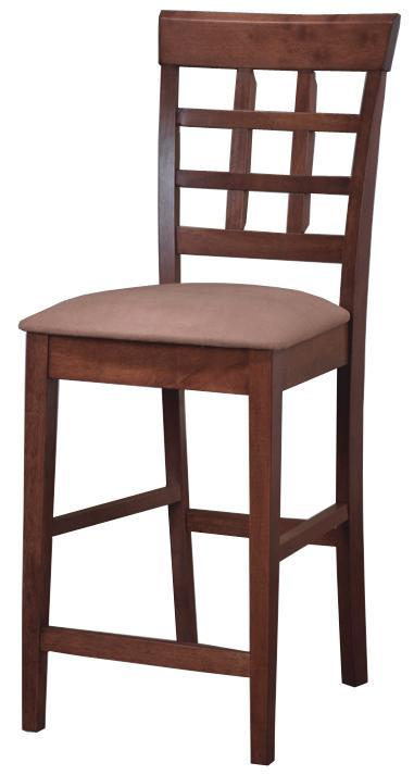 "Coaster Mix & Match 24"" Wheat Back Bar Stool - Item Number: 101209"