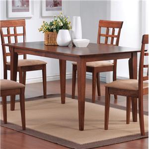 Coaster Mix & Match Dining Table