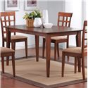 Coaster Mix & Match Dining Table - Item Number: 101771