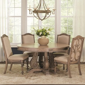 Coaster Ilana Round Dining Table