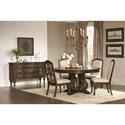 Coaster Ilana  Casual Dining Room Group - Item Number: 122250 Casual Dining Room Group 1