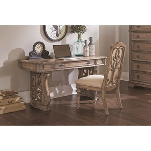 Coaster Ilana Writing Desk