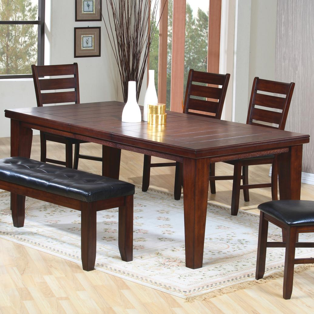 Coaster Imperial Rectangular Dining Table - Item Number: 101881