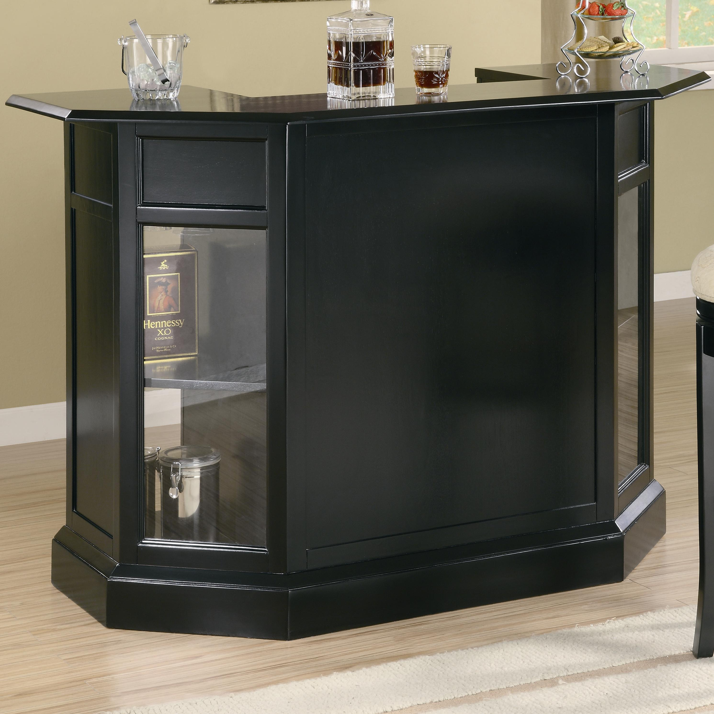 Coaster Inwood Bar Unit - Item Number: 100175