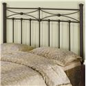 Coaster Iron Beds and Headboards Full/Queen Metal Headboard - Item Number: 300187QF