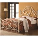 Coaster Iron Beds and Headboards Queen Iron Bed - Item Number: 300264Q