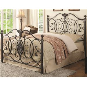 Coaster Iron Beds and Headboards Gianna Queen Iron Bed