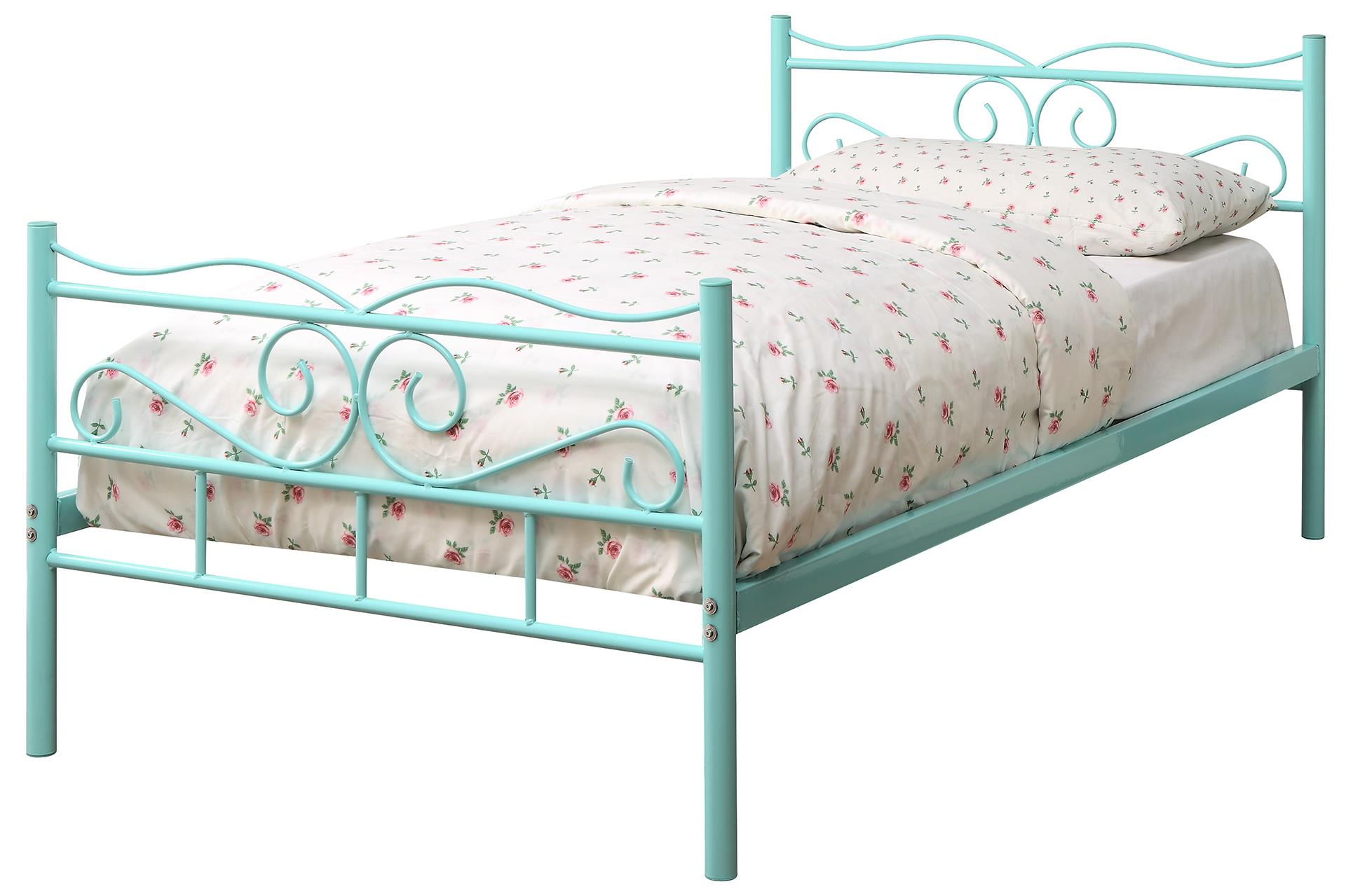 Coaster Iron Beds and Headboards Twin Bed - Item Number: 400152T