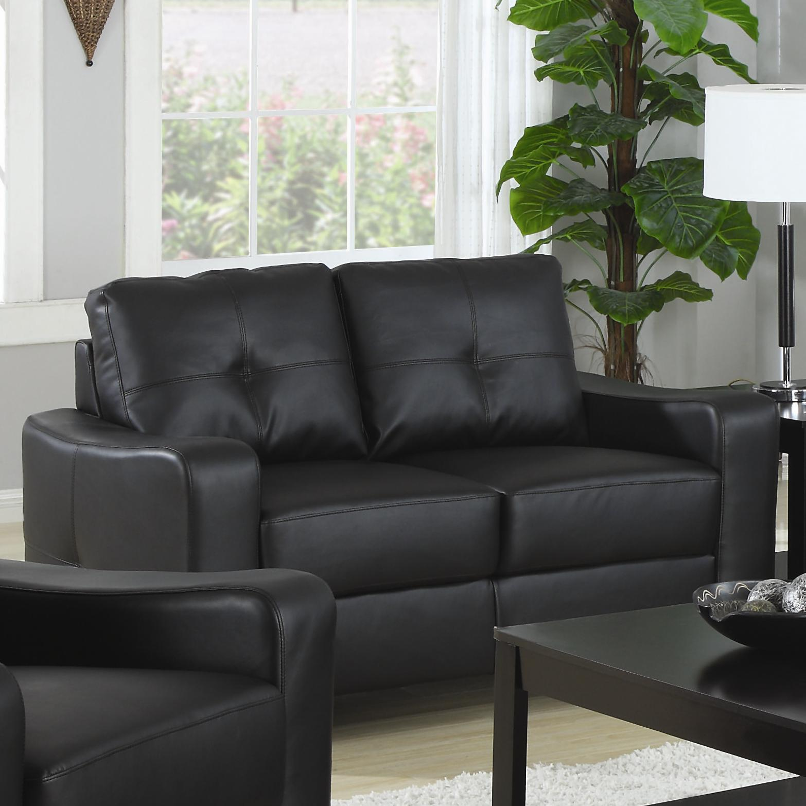 Coaster Jasmine  Love Seat - Item Number: 502722