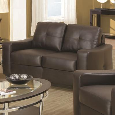 Coaster Jasmine Love Seat - Item Number: 502732