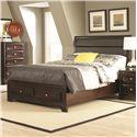 Coaster Jaxson Queen Bed - Item Number: 203481Q
