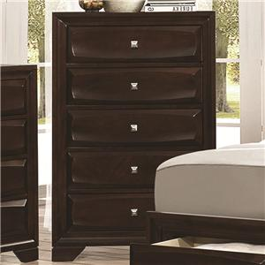 Coaster Jaxson Chest of Drawers