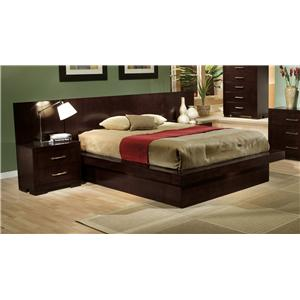 Coaster Jessica King Bed