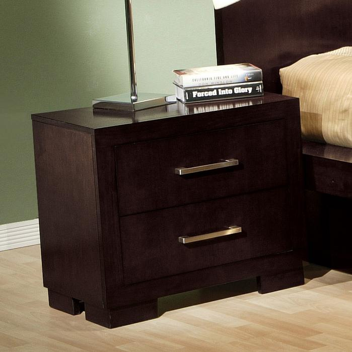 Coaster Jessica 2 Drawer Nightstand Michael 39 S Furniture Warehouse Night Stands