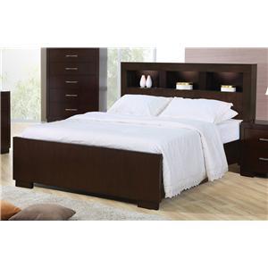 Coaster Jessica California King Bed