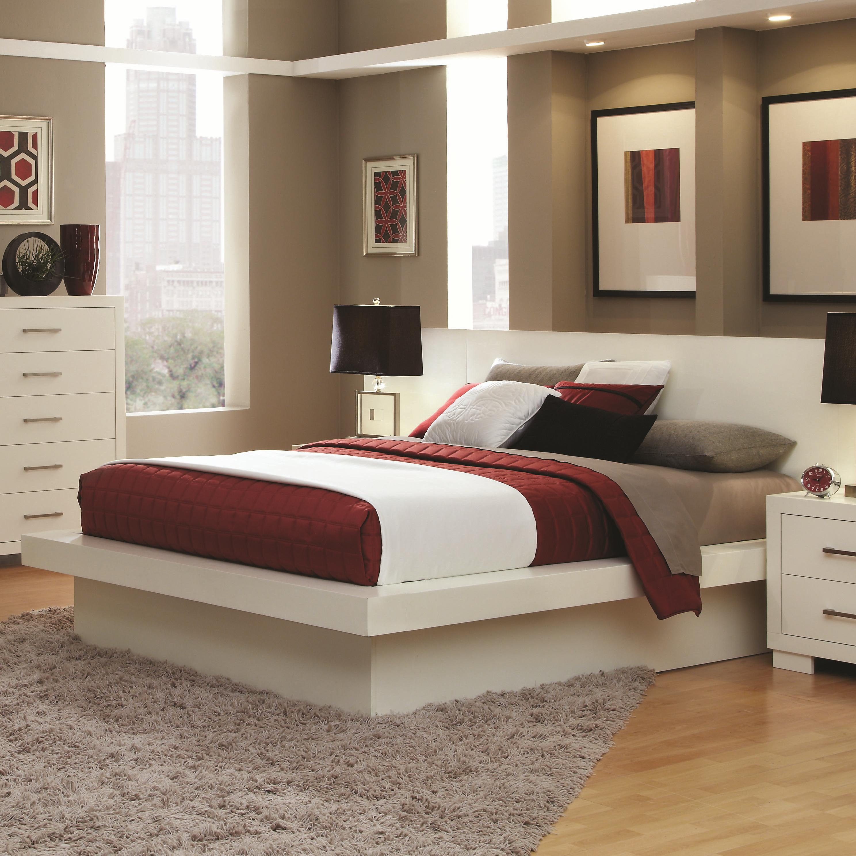Coaster Jessica Queen Bed - Item Number: 202990Q